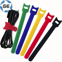 Adjustable Hook And Loop Strap Colorful