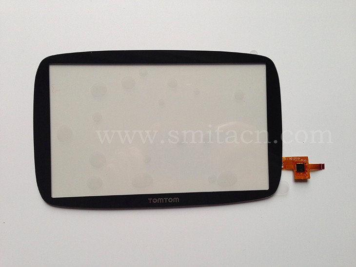6.0 inch Car DVD display touch screen for TOMTOM GO 600 6000 display LMS606KF02