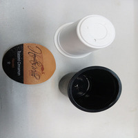 2.0 foil lid Disposable coffee single serve K cups