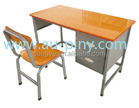 AP School furniture chair cheap office desk and chair desk for teachers cheap computer desk