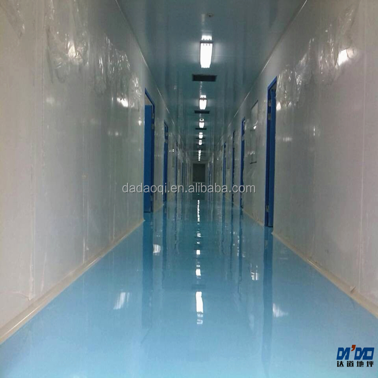 The Best China Building material floor paint Epoxy self-leveling flooring coating