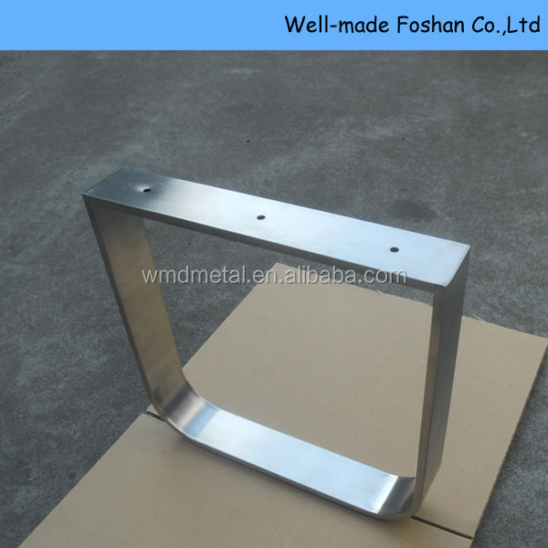 sofa leg, stainless steel leg, furniture FU-1