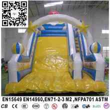 best service small inflatable slide bouncer,Palace Aladin Inflatable Bounce with Slide, jumping castle