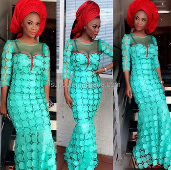 Guipure Lace / Cupion Lace / Cord Lace in Nigerian Fashion GL0002