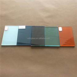 Best quality cheap wholesale price safety European Standard milky colored laminated glass 6.38mm