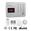 English/Russian/French/Spanish wireless gsm alarm system, alarma gsm with Android/Iphone Operation