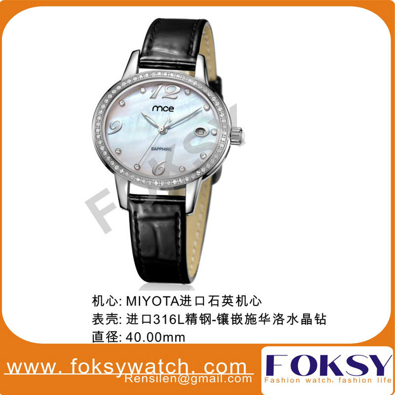 lady watch quartz new products 2013 western watches