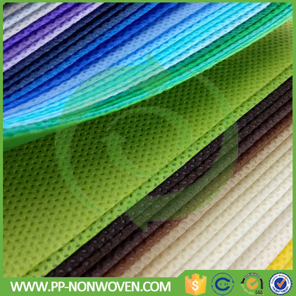 Sunshine factory non flammable fabric, polypropylene roll, non woven fabric roll