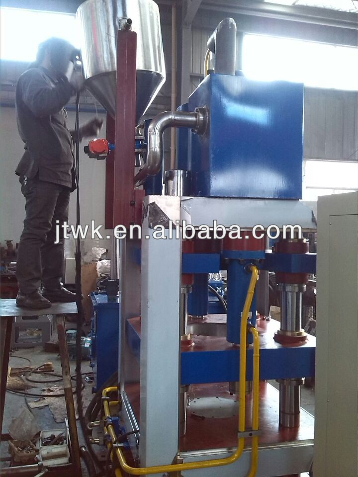 500tons pressure cattle lick salt block press machine