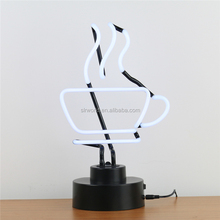2018 New Sculpture Lamp Box Bar Colorful Lighting Neon Letter Sign