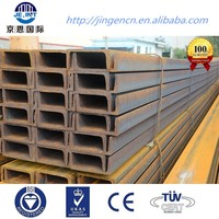 steel beams steel c channel /u channel sizes