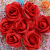 Artificial Foam Flowers,Artificial Single Roses Flowers,Bulk Artificial Flowers