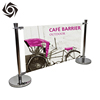 Wholesale Custom Printed Retractable Banner Stand Display Cafe Stand