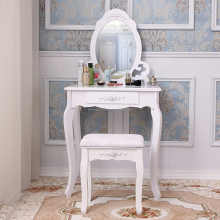 modern design small bedroom simple dressing table