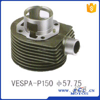 SCL-2013072882 wholesales high quality reasonable price motorcycle Vespa 57.75MM Cylinder Block Kit