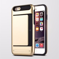 Best quality cellphone channel cases for iphone 6 hot sale