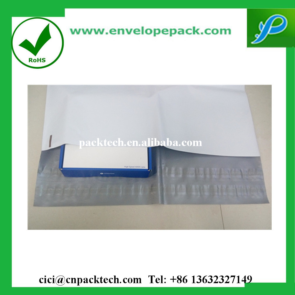 OEM Customed Designed Factory Direct Good Price Plastic Envelopes Polythene Bubble Mailing Bags