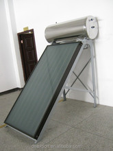 Quality Assured Flat Panel Solar Hot Water Heater