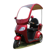 High Quality Chinese Mobility RED Outdoor Scooter