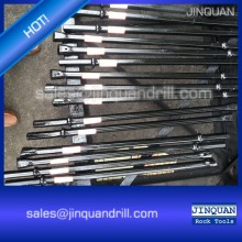 2015 Hot sale! Integral Drill Rod Hex 19mm 108mm shank for hard rock drilling tools