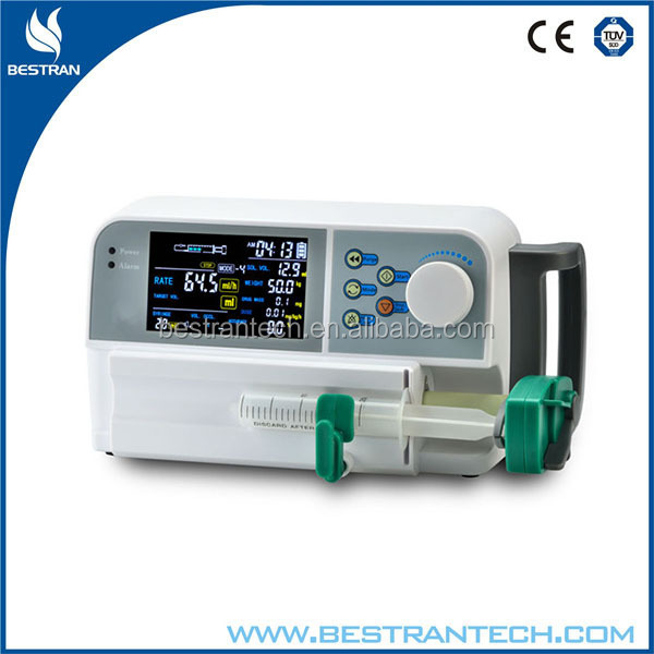 BT-SP500 CE Cheap Hospital Infucion Equipment Medical Price Of Syringe Pump Manufacturer