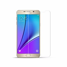 High transparant anti blue light anti scratch 9h hardness tempered glass screen protector For Samsung Galaxy Note 5