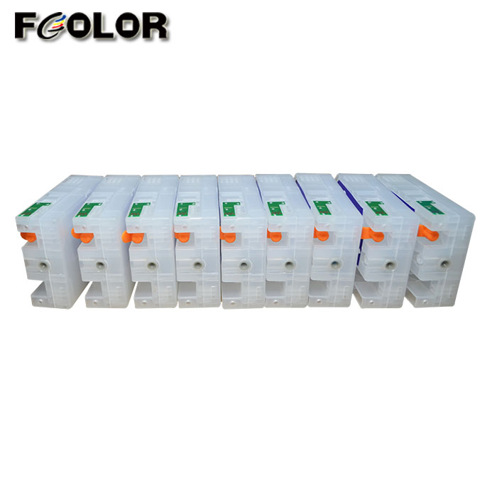 30ML Empty Refill Cartridge with ARC Chip for Epson Surecolor P600 Printer