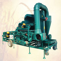 Cassia Oat Paddy Rice Seed Cleaning Machine