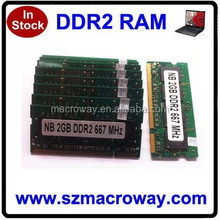 Best price lifetime warranty 4gb 667mhz ddr2 sdram