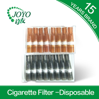 Reducing tar plastic filter tubes cigarette