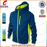 Customized Outdoor Softshell Fleece Jacket Winter Mens Warm Jacket