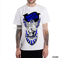 Immortals Monster Band T-Shirt cotton 100% Made to order