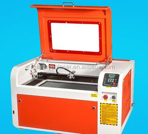 80w co2 cheap small MDF Wood Acrylic Granite Stone Paper Fabric laser cutting machine price