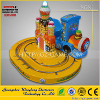 Cool ! Indoor equipment kiddies ride mini electric train for sale