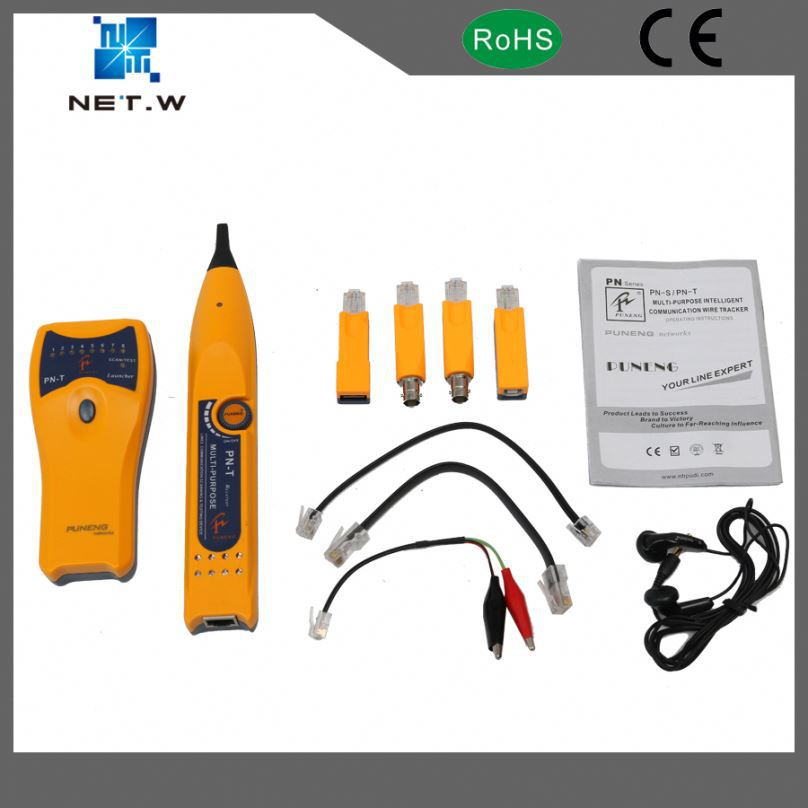 Ethernet Network Auto Network Cablester Cable Tester & Wire Tracker Te