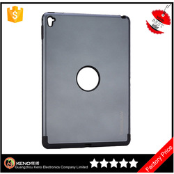 Shockproof high quality cover for ipad pro premium 2 in 1 double cell phone case
