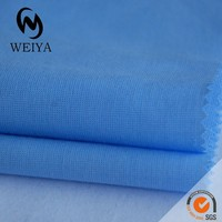 poly cotton CVC fabric for dress shirt