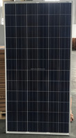 High efficiency 5w to 280w solar panel/solaire panneaux/solares modules with frame and MC4 connector
