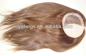Cheap High-end Straight Virgin European Hair Pieces