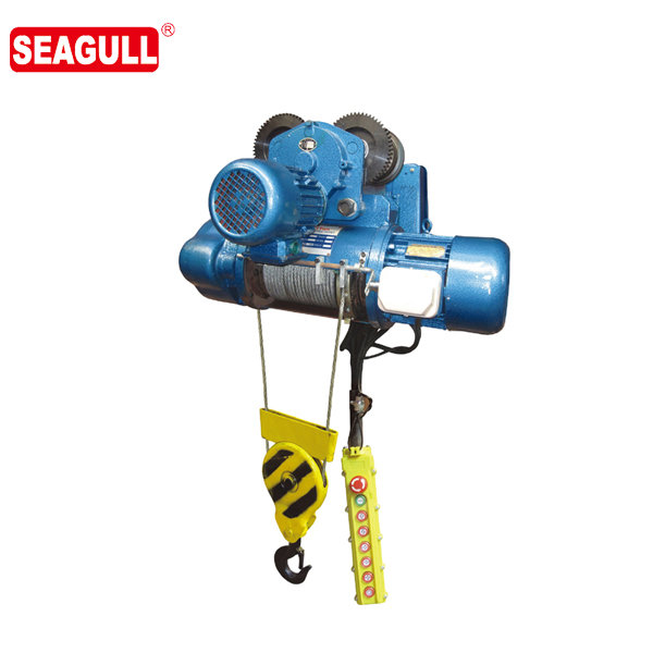 0.5 ton- 32 ton mini CE electric wire rope hoist best price in china