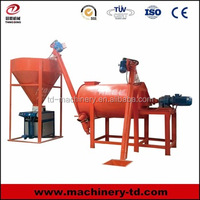 A329 Full Automatic dry mix mixing plant