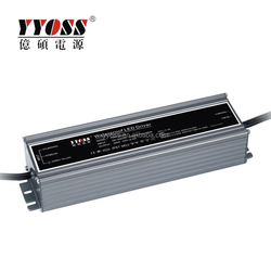 Hot Product 80W 100W 150W 200W Constant voltage IP67 Waterproof Dimmable 24V 12V Transformer LED Driver