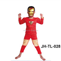 Anti-Static Factory cheap wholesale red carnaval costumes 2016 hot selling