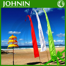Colorful OEM High Quality Bali Style Beach Flags