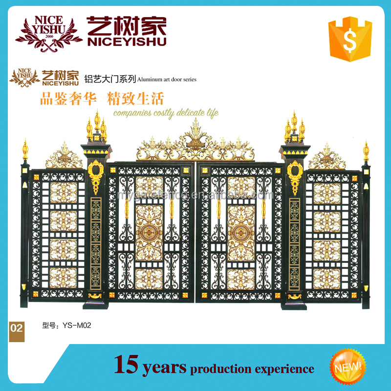 Alibaba Best Selling Products Luxury House Main Gate