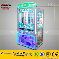 High quality 2016 New toy story gift prize claw crane vending arcade game machine for mall