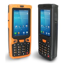 CE Certified 3G NFC IP65 Rugged Android Handheld Terminal Mobile Data Terminal