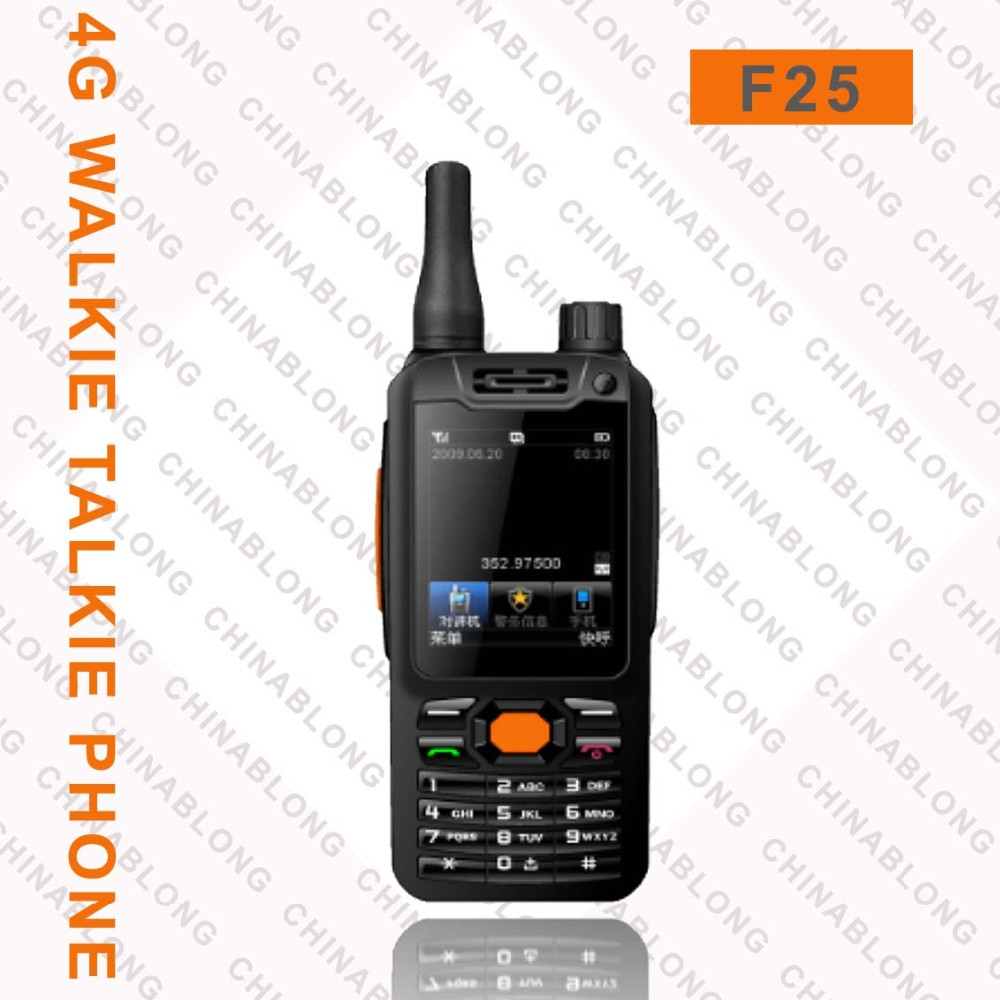 mobile phone two way radio F25 latest projector mobile phone walkie talkie
