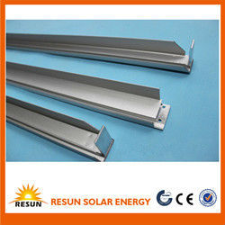 high quality and good price aluminum solar panel frame