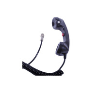 Professional inmate airline kubite wire microphone handset made in China